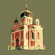 Russisch-Orthodoxe Kirche zu Potsdam Русская Православная Церковь Потсдам